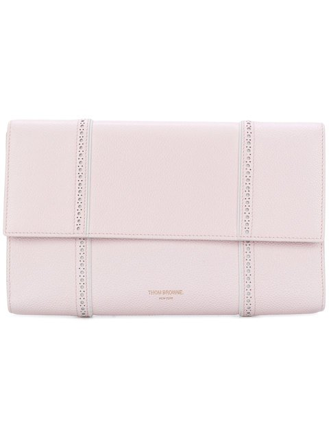 Thom Browne Document Clutch Bag - Farfetch