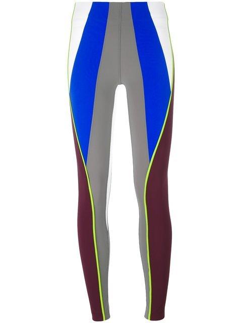 No Ka\' Oi Neon Detail Leggings - Farfetch