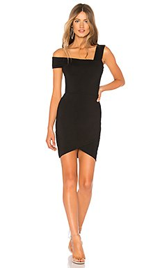 Fallon Asymmetrical Mini Dress                                             by the way.