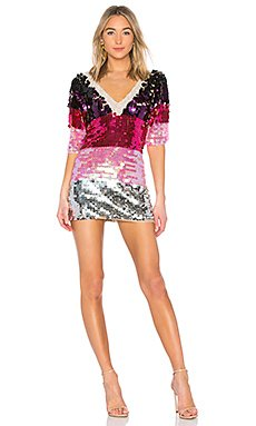 Payette Sequin Dress                                             LPA