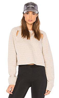 Loopback Sweatshirt                                             IVY PARK