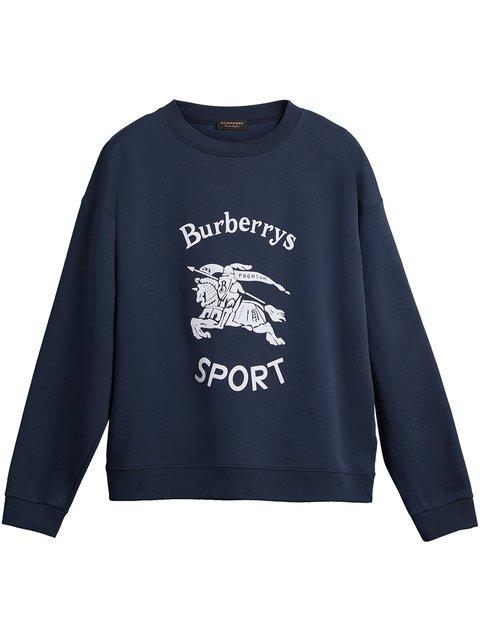 Burberry Reissued 1987 Sweatshirt - Farfetch
