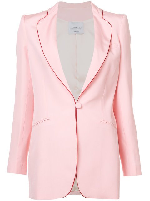 Hebe Studio Smoking Blazer  - Farfetch