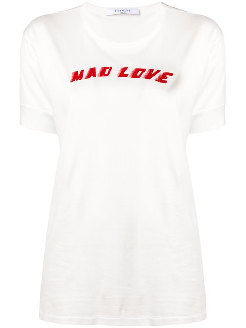 Givenchy Mad Love T-shirt - Farfetch