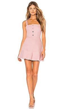 Carmen Denim Button Up Dress                                             by the way.