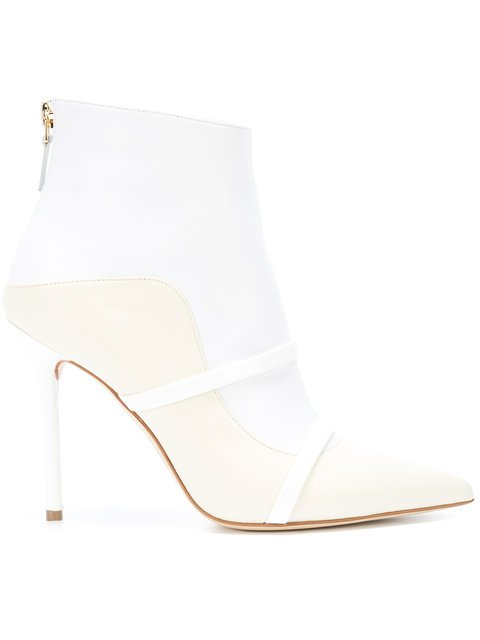 Malone Souliers Stiletto Ankle Boots - Farfetch