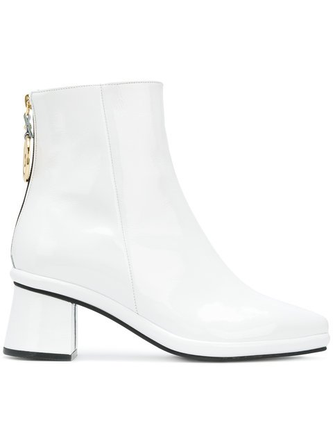 Reike Nen Ring Detail Ankle Boots - Farfetch