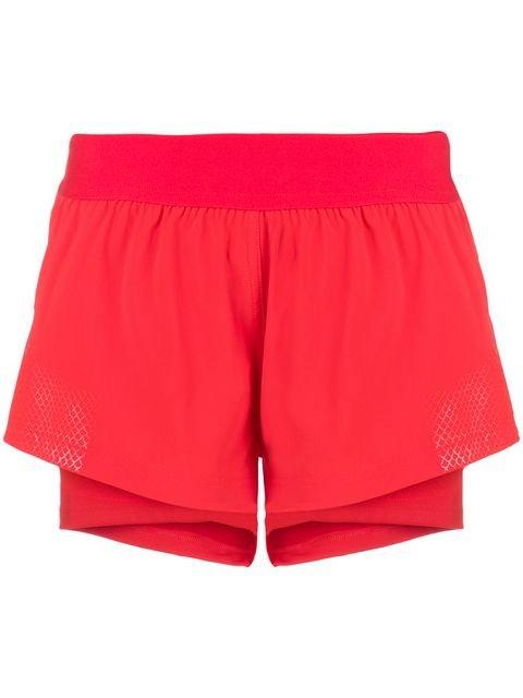 Adidas By Stella Mccartney Training Shorts - Farfetch