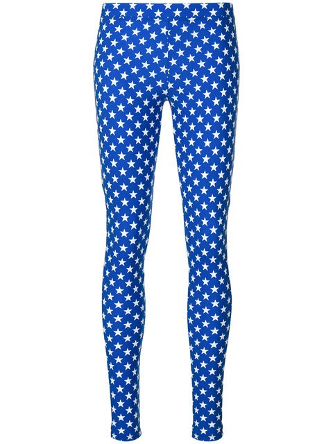 Givenchy Star Print Leggings - Farfetch