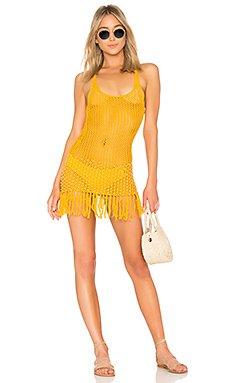 Lou Crochet Dress                                             Lovers + Friends