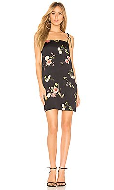 x REVOLVE Lucia Mini Slip Dress                                             Capulet