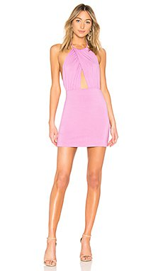 Rosie Halter Mini Dress                                             by the way.