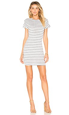 Bea Stripe Tee Dress                                             by the way.