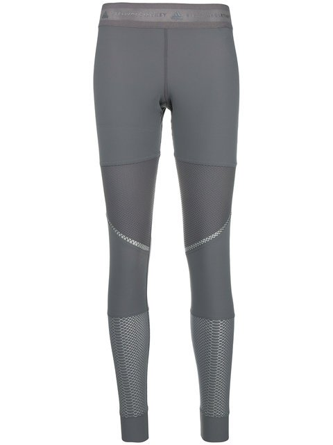 Adidas By Stella Mccartney Slim-fit Sports Leggings - Farfetch