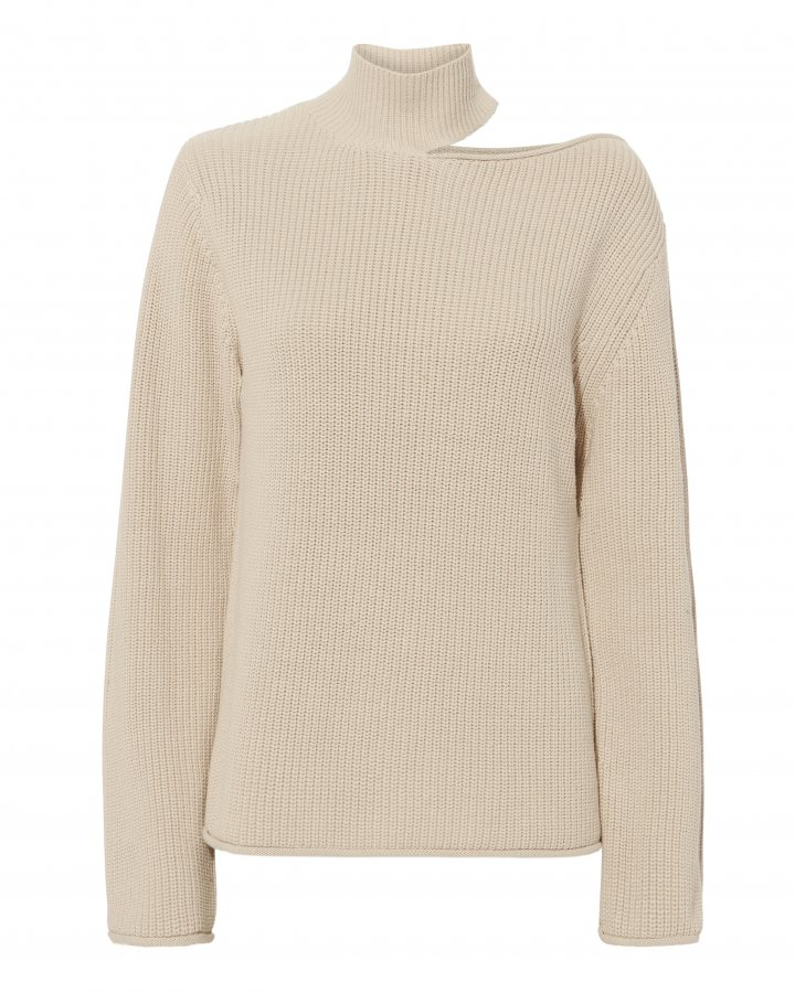 Langley Ivory Sweater