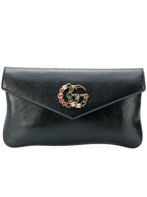 Gucci Broadway Crystal Evening Bag - Farfetch