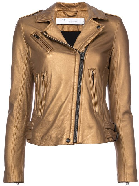 Iro Biker Jacket - Farfetch