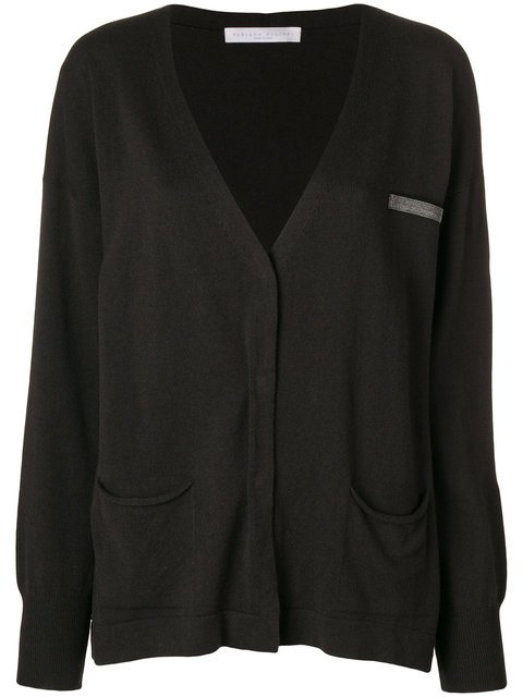 Fabiana Filippi Loose Cardigan - Farfetch