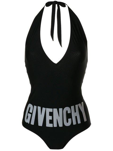 Givenchy Logo One-piece Swimsuit - Farfetch