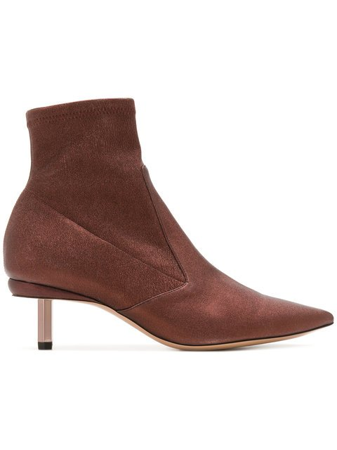 Nicholas Kirkwood Polly Stretch Boots - Farfetch