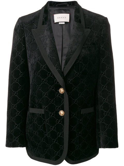 Gucci GG Supreme Dinner Jacket - Farfetch
