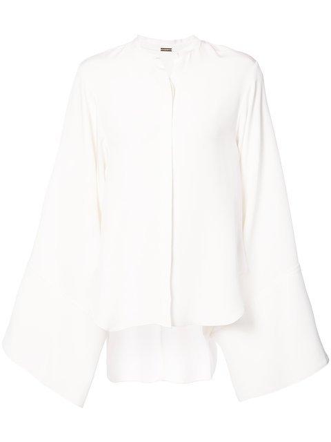 Adam Lippes Kimono Sleeves Shirt - Farfetch
