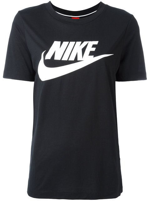 Nike Logo Print T-shirt - Farfetch