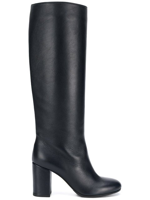 Société Anonyme Seamless Knee Length Boots  - Farfetch
