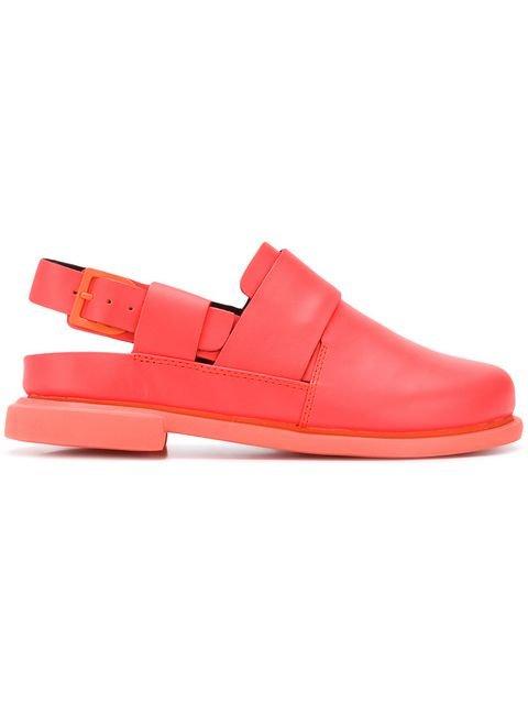 Camper Round Toe Sandals  - Farfetch