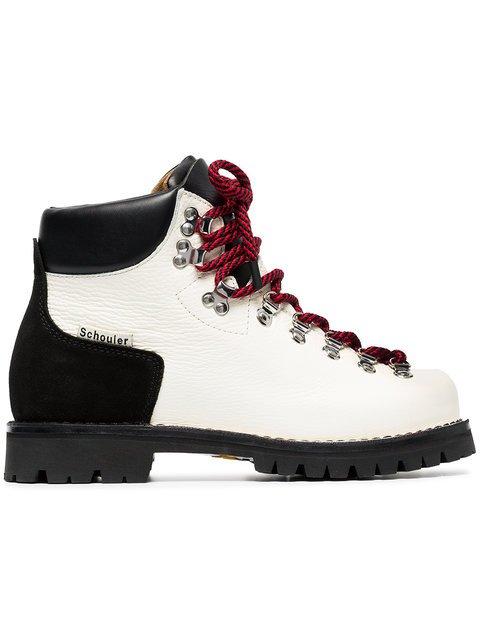 Proenza Schouler Chunky Hiking Boots - Farfetch