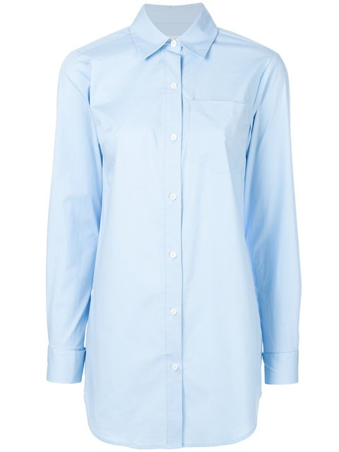 Michael Michael Kors Oversized Button-down Shirt - Farfetch