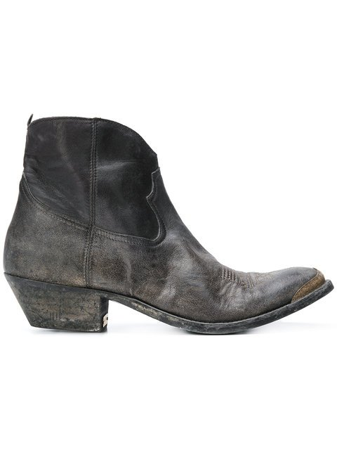 Golden Goose Deluxe Brand Ankle Length Cowboy Boots - Farfetch