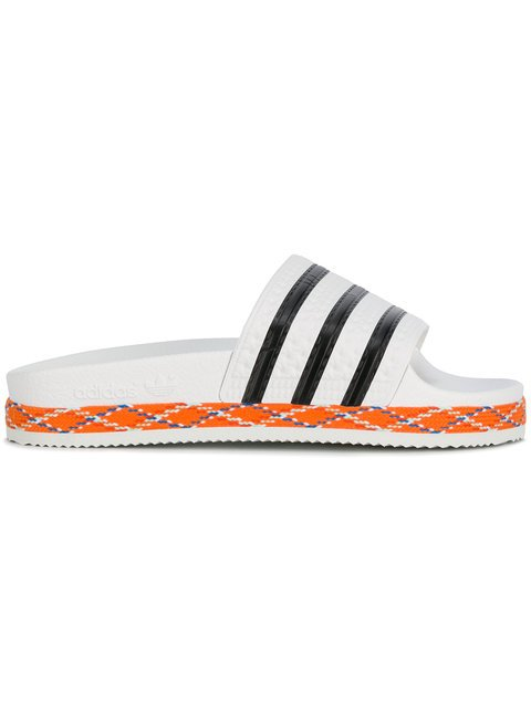 Adidas Adilette New Bold Slides - Farfetch