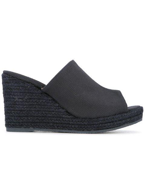 Castañer Open-toe Wedge Sandals - Farfetch