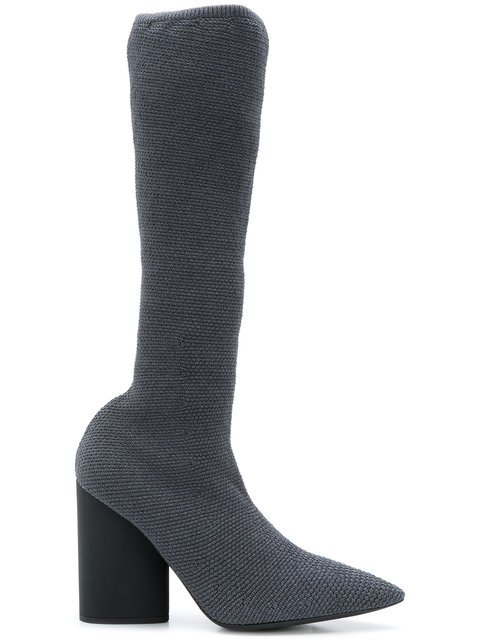Yeezy Pointed Toe Boots - Farfetch