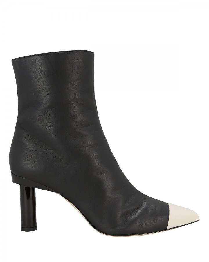 Grant Leather Booties