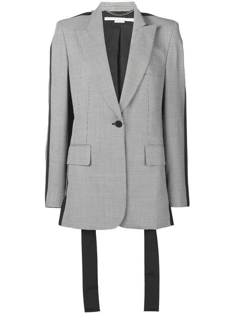 Stella McCartney Victoria Two-tone Blazer - Farfetch