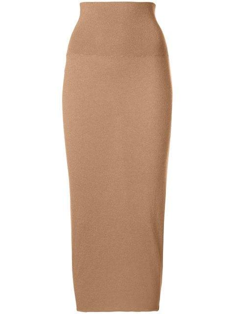 Stella McCartney High Waisted Pencil Skirt - Farfetch