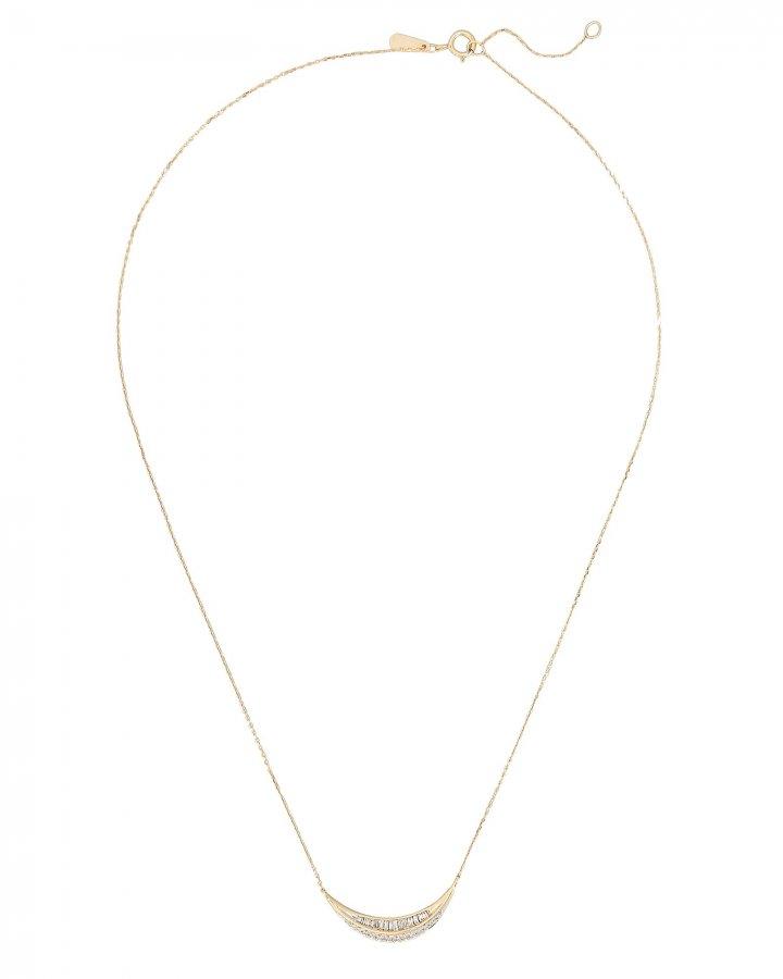 Heirloom Large Curve Necklace