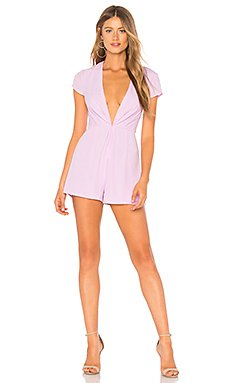 Nikkie Deep V Romper                                             by the way.