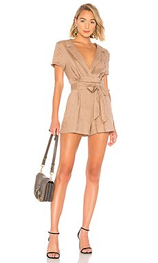 Safari Romper                                             LPA