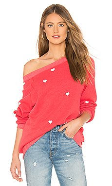 Lovestruck Sommers Sweater                                             Wildfox Couture