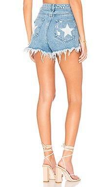 Houston High Waisted Shorts                                             Show Me Your Mumu