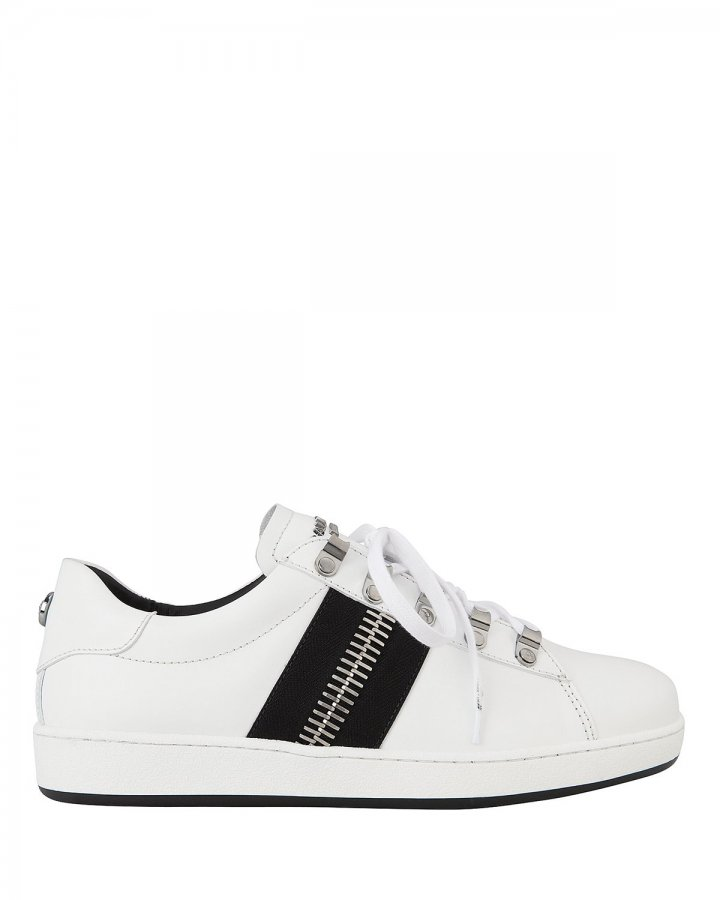 Esther Zip Detail Sneakers
