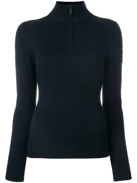 Rossignol Zipped Fitted Sweater - Farfetch