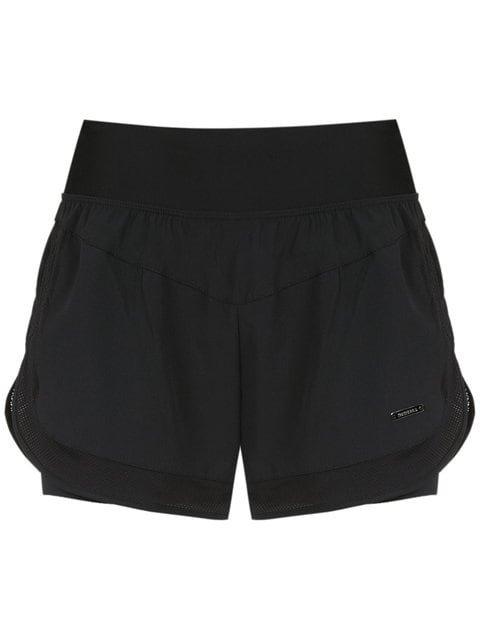 Track & Field Panelled Shorts - Farfetch