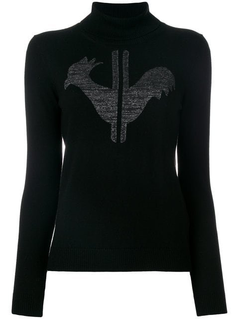 Rossignol Logo Patch Roll-neck Sweater - Farfetch