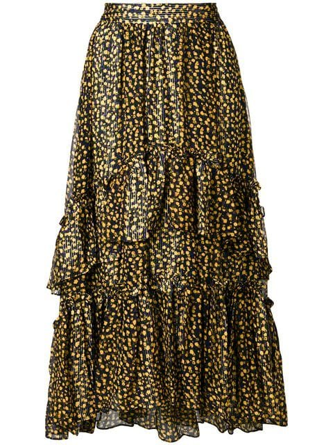 Ulla Johnson Maria Skirt - Farfetch