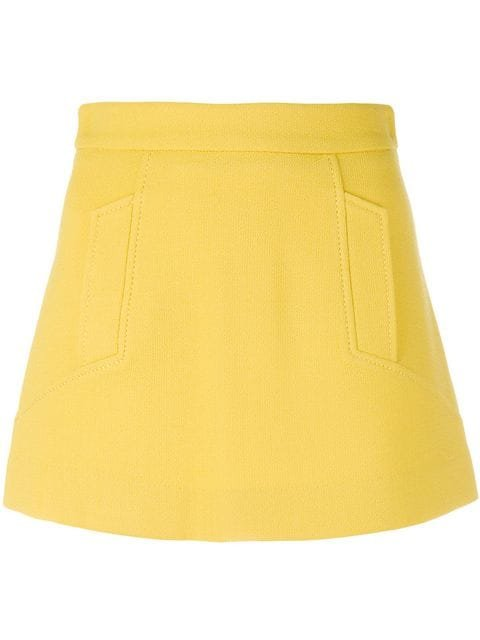 P.A.R.O.S.H. Retro Mini Skirt  - Farfetch