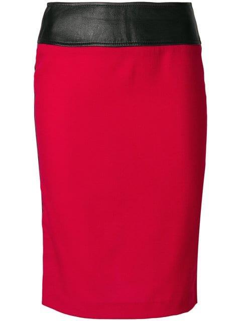 Dolce & Gabbana Vintage High-waisted Tube Skirt - Farfetch